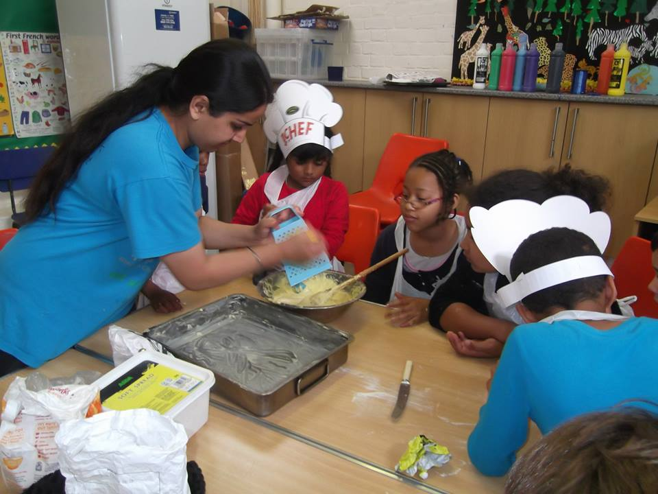 cooking club wanstead