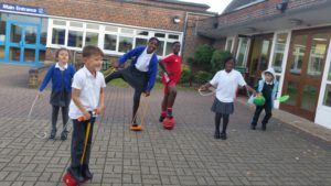 Fun in After School Club